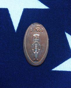 FAO Schwarz penny