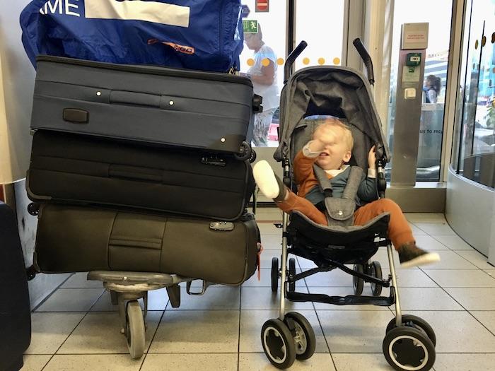 Amerika met kind - tips voor vliegen - Klaar voor vertrek!