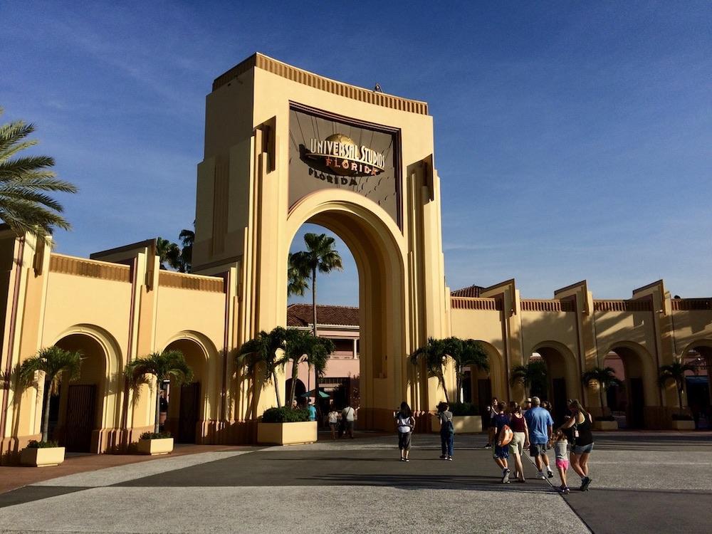 Voorbeeldroute Washington DC - Miami - Universal Studio's Orlando