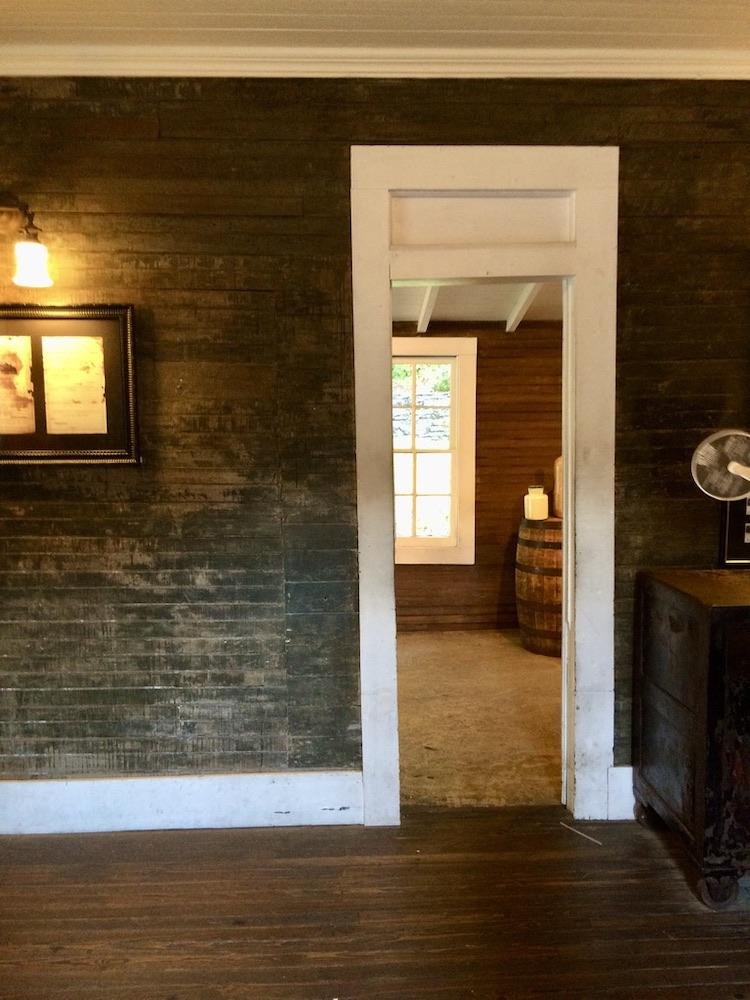 Jack Daniel's Distillery Tennessee - Jack's office