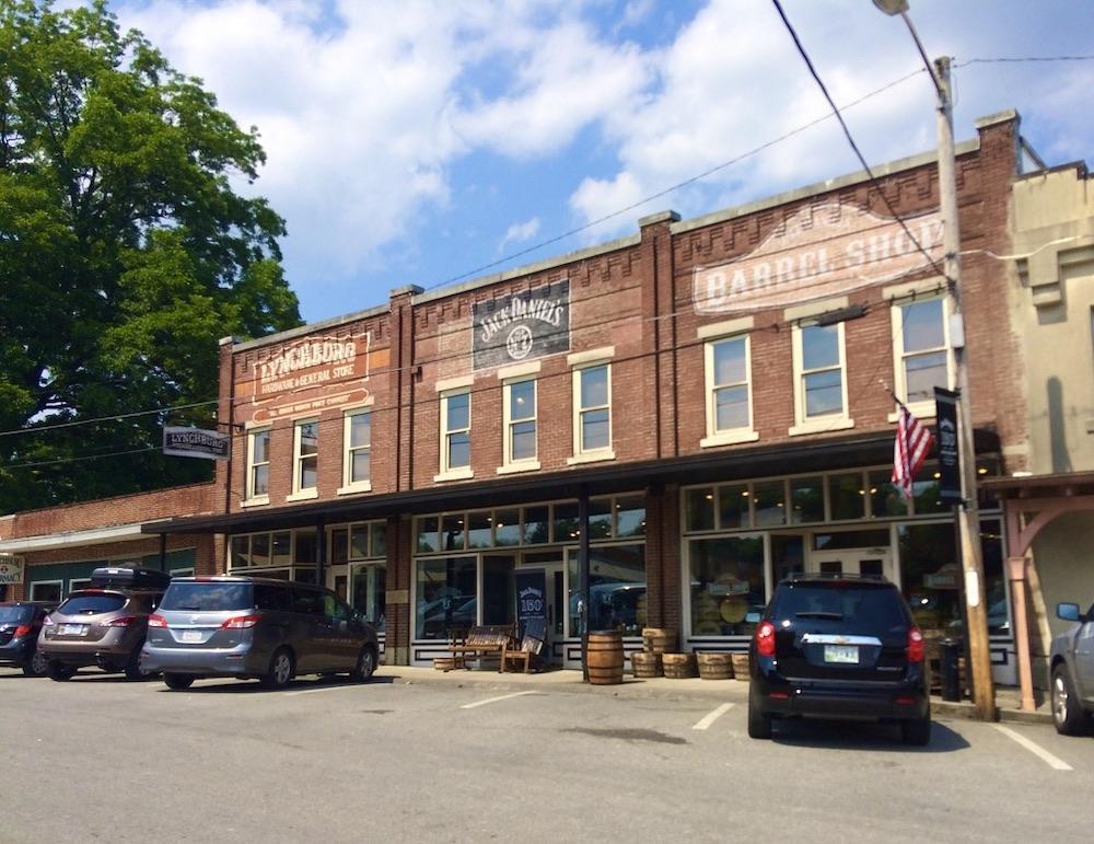 Jack Daniel's Distillery Tennessee - Lynchburg Hardware & General Store
