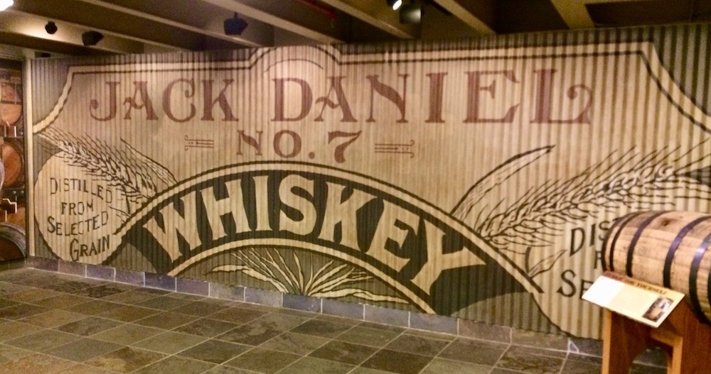 Jack Daniel's Distillery Tennessee