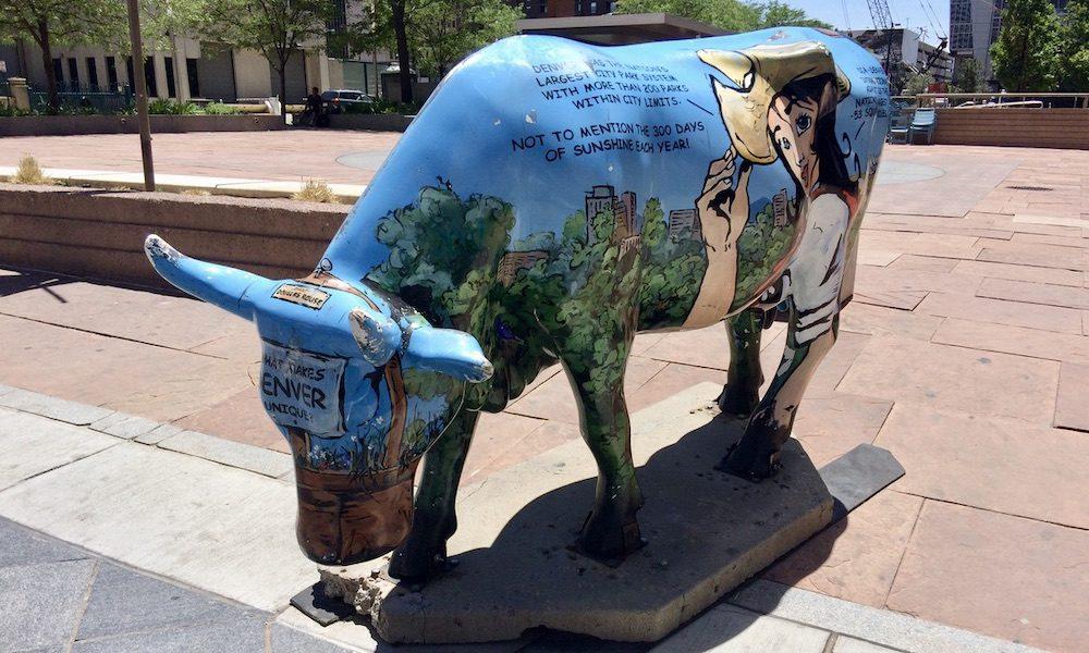 Voorbeeldroute Colorado en New Mexico