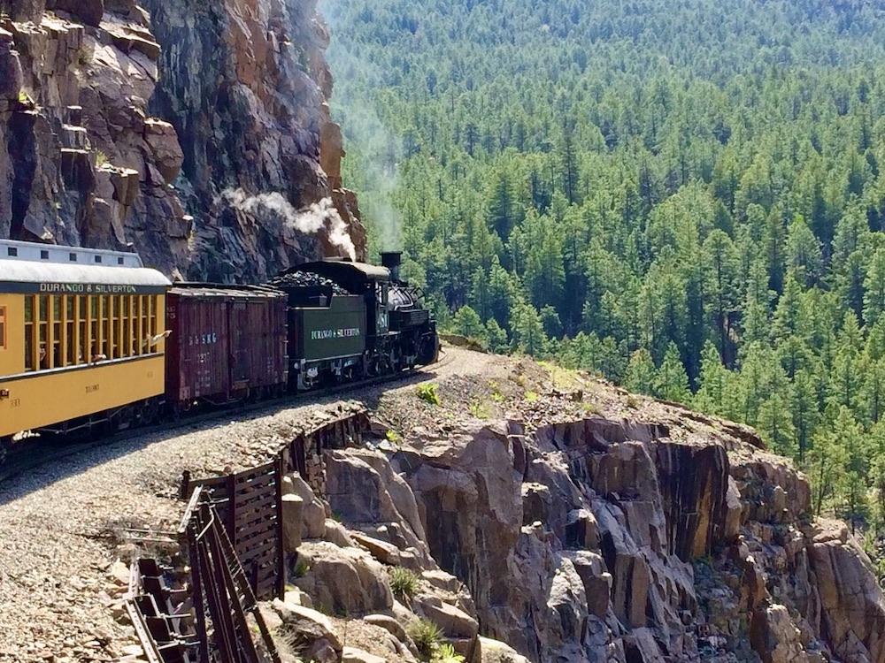 Voorbeeldroute: Colorado en New Mexico - Durango Train