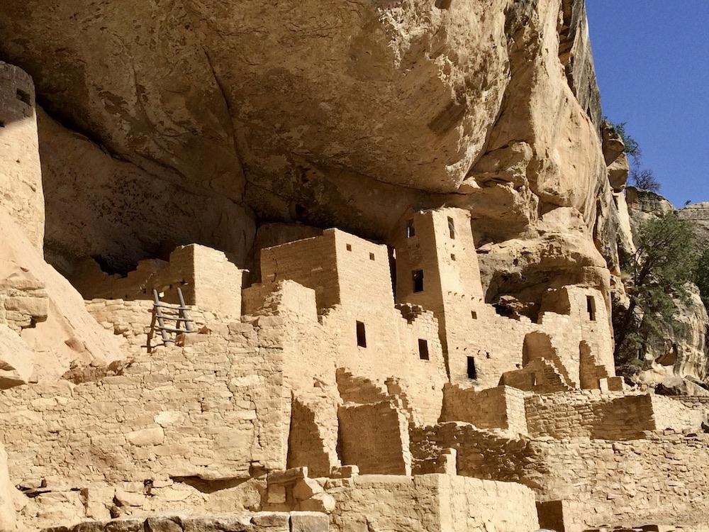 Voorbeeldroute: Colorado en New Mexico - Mesa Verde