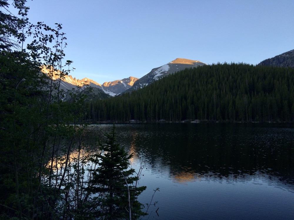 Voorbeeldroute: Colorado en New Mexico - Rocky Mountain NP