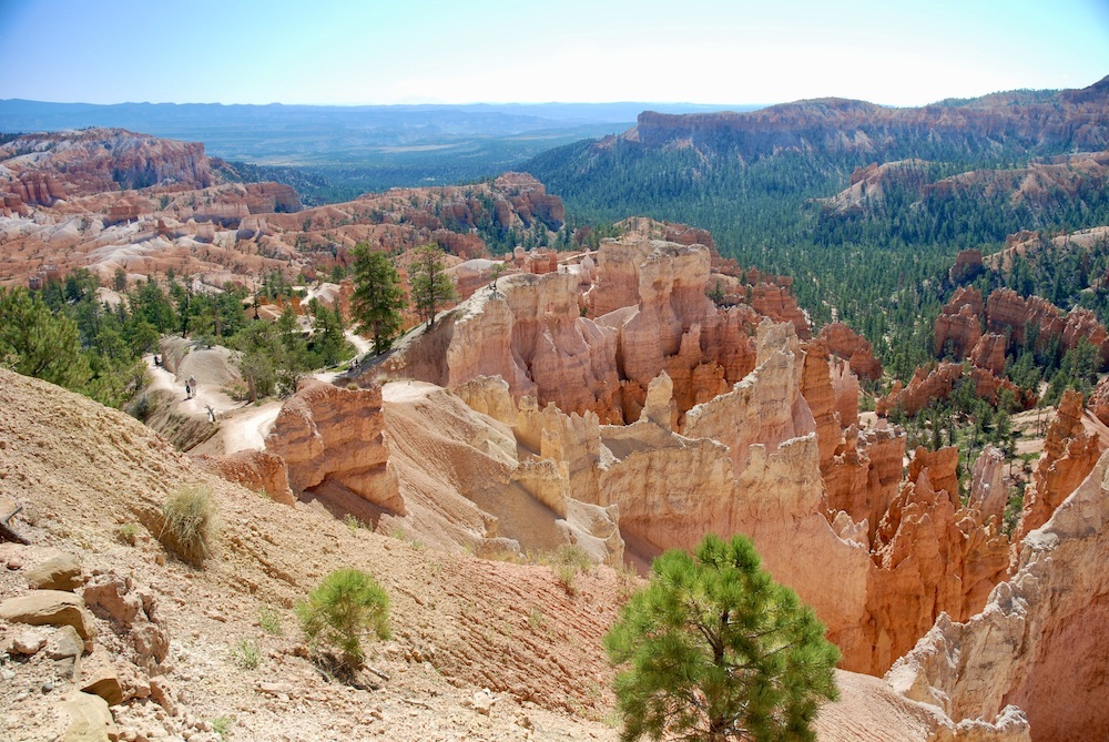 Voorbeeldroute rondreis West-Amerika - Bryce Canyon