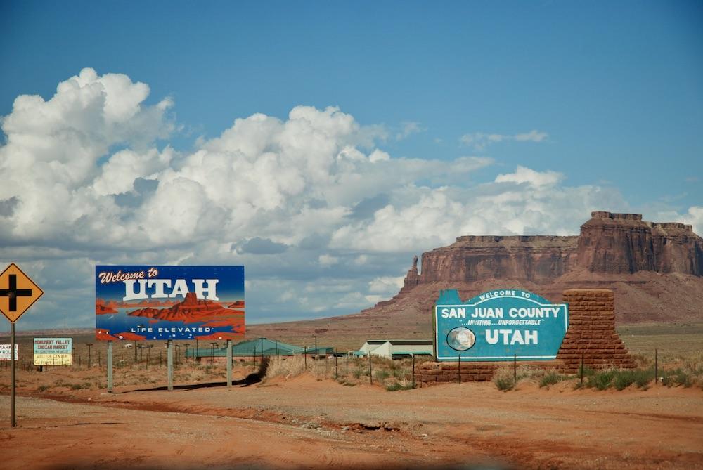 Voorbeeldroute rondreis West-Amerika - Monument Valley