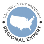 USA Discovery Program Badge