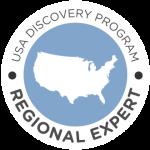 USA Discovery Program Badge