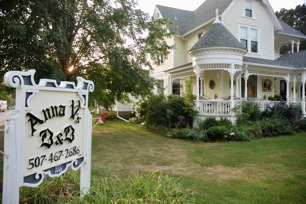 Bijzondere Accommodaties in Amerika - Anna V's B&B