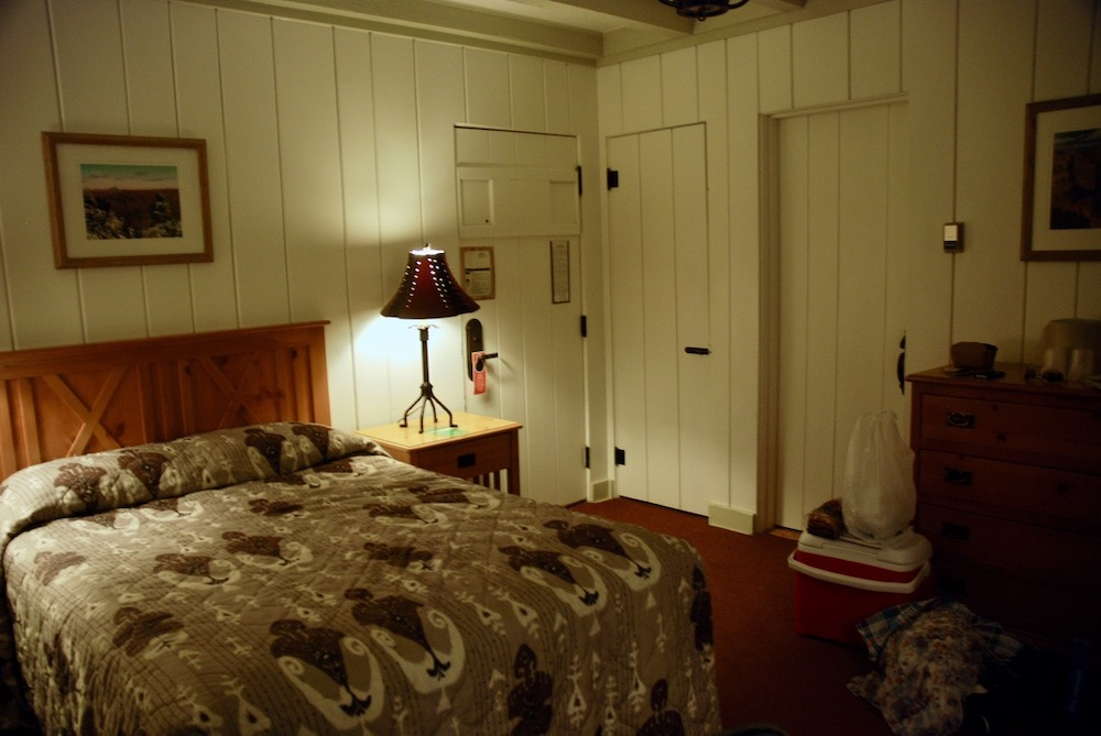 Bijzondere Accommodaties in Amerika - Bright Angel Lodge