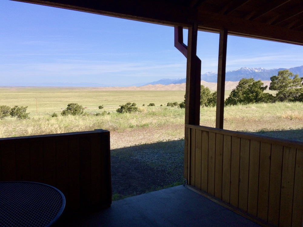 Bijzondere Accommodaties in Amerika - Great Sand Dunes Lodge