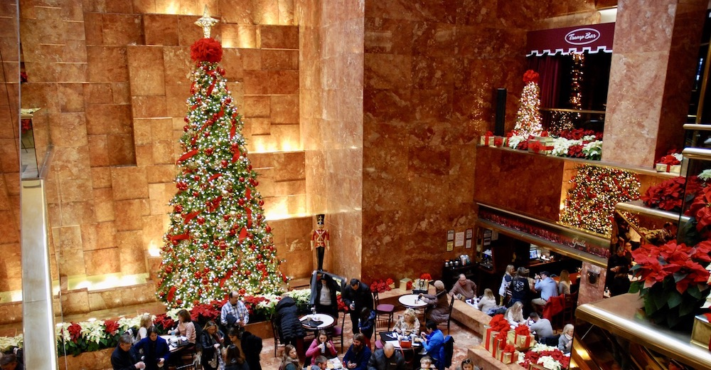 Kerstmis in Amerika