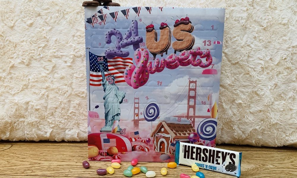 US Sweets Adventskalender