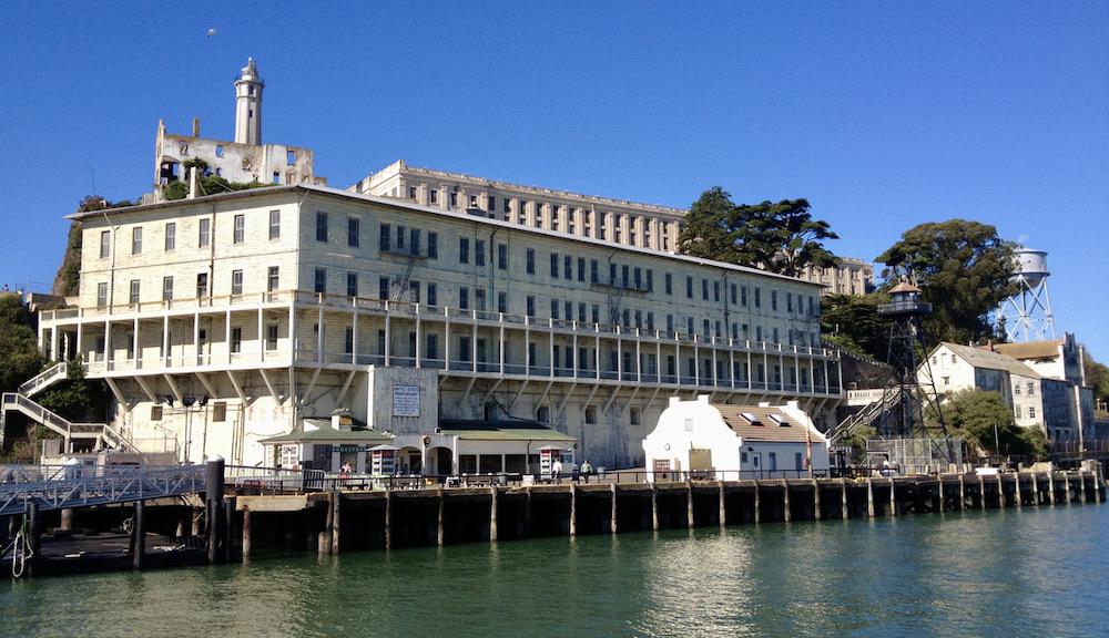 Alcatraz - Het gevangeniseiland in San Francisco