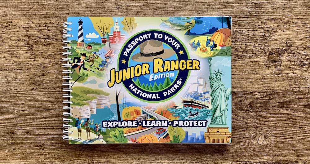 Junior Ranger Passport