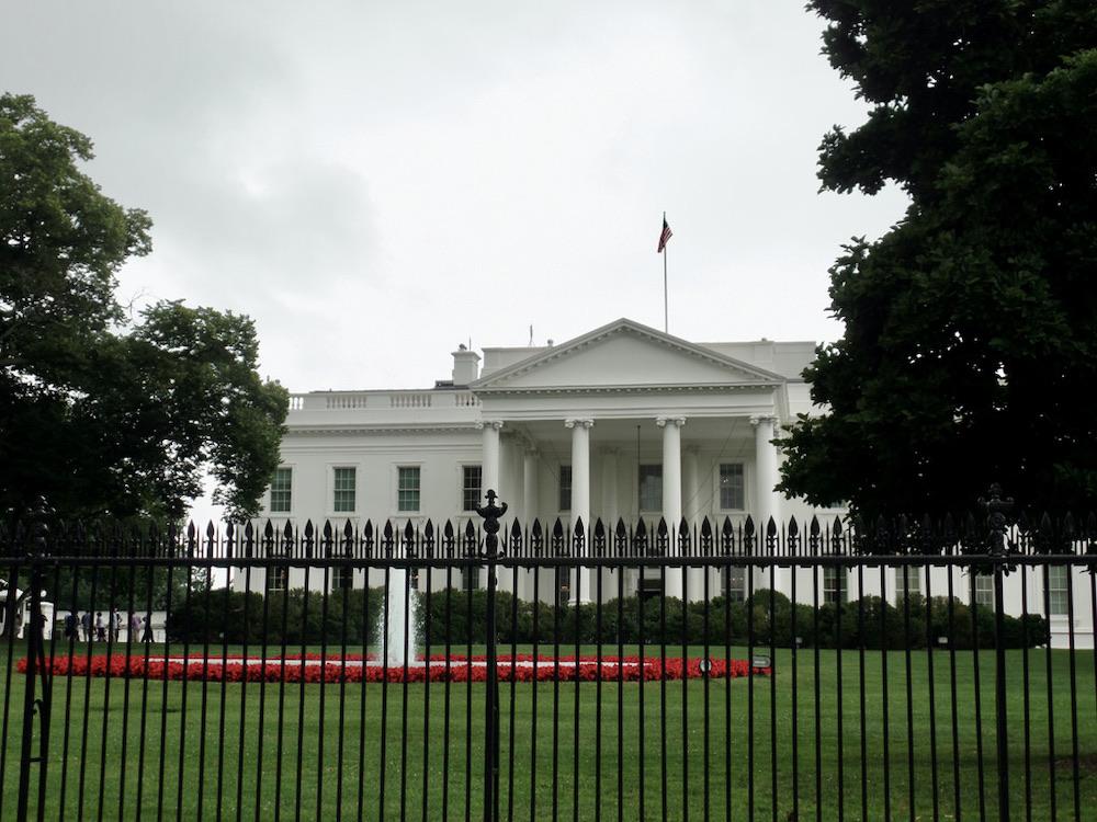 Washington DC in twee dagen - Witte Huis